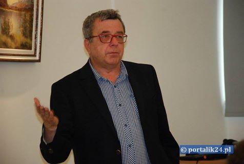 Grzegorz Miecugow zaprasza jeleniogórzan do Szkła Kontaktowego.