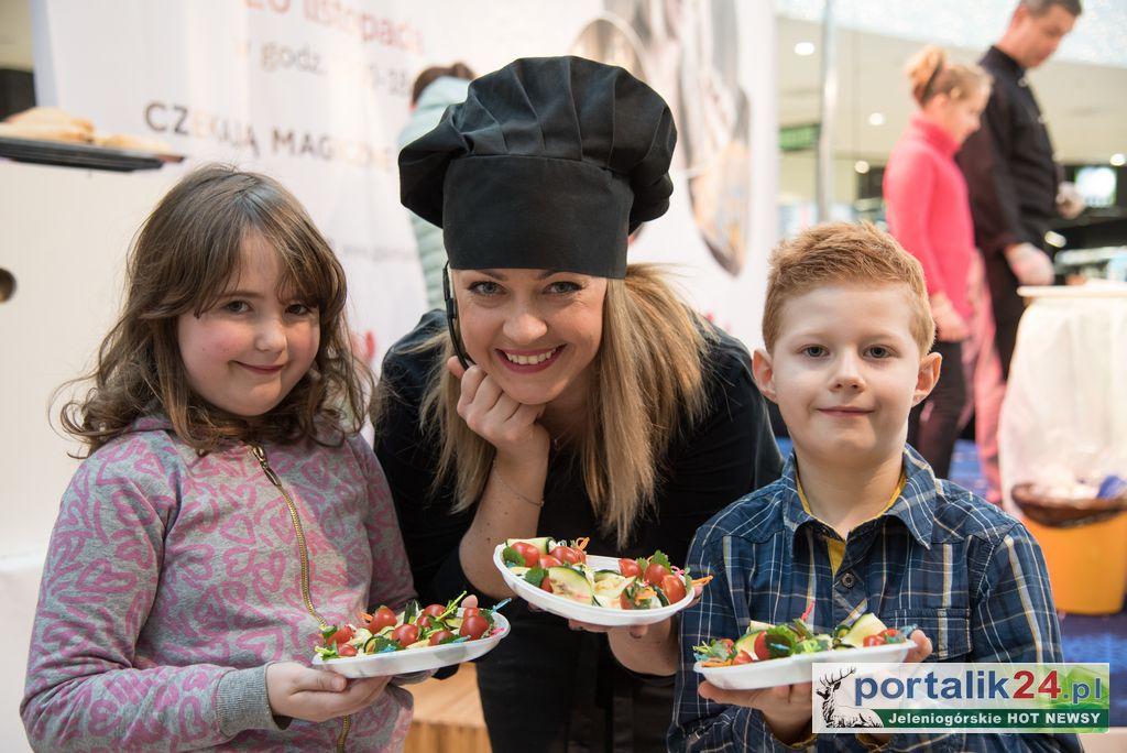 Kulinarne show z aktorką Izabelą Kapiasovą