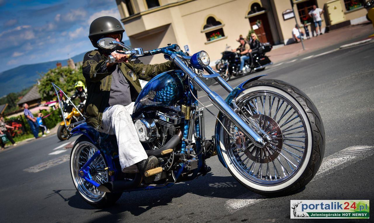 Harley Davidson zawładnął Karpaczem