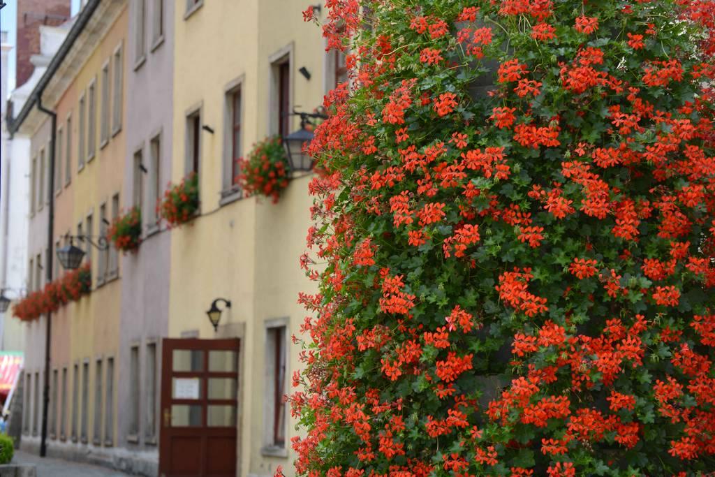 Wieże kwiatowe…