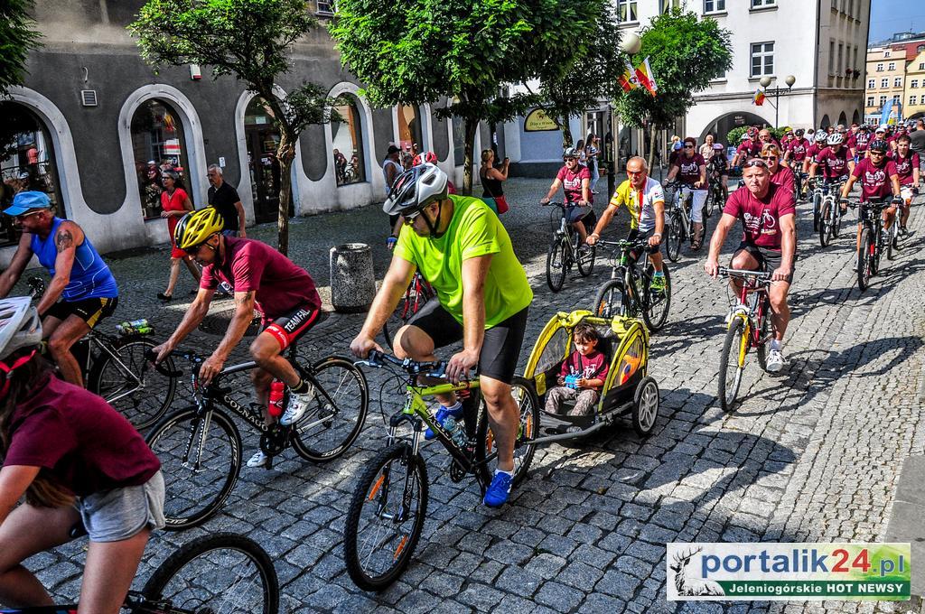 Parada Rowerów… to już tradycja w Jeleniej Górze
