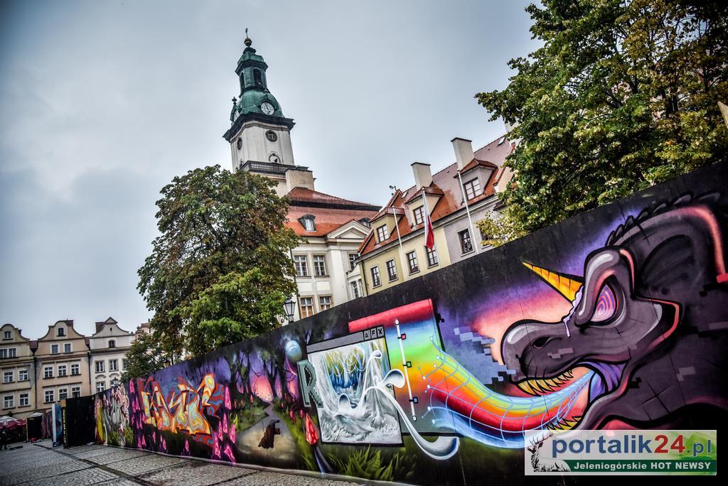 Street Art… Młodzi i utalentowani!