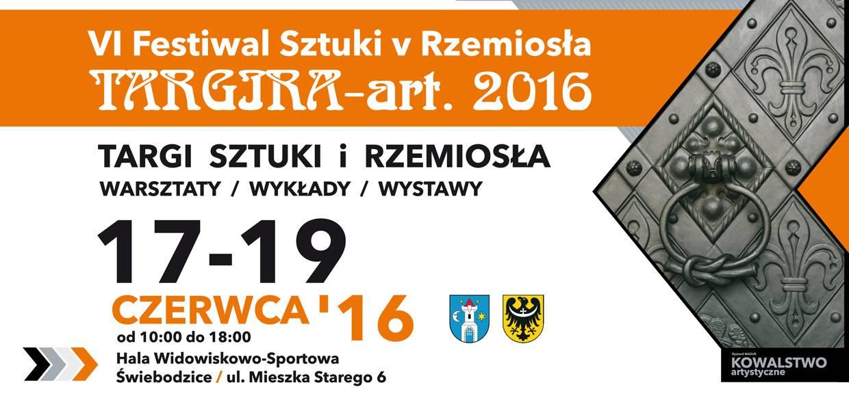 Dolnośląskie święto sztuki i rzemiosła Targira-art. 2016