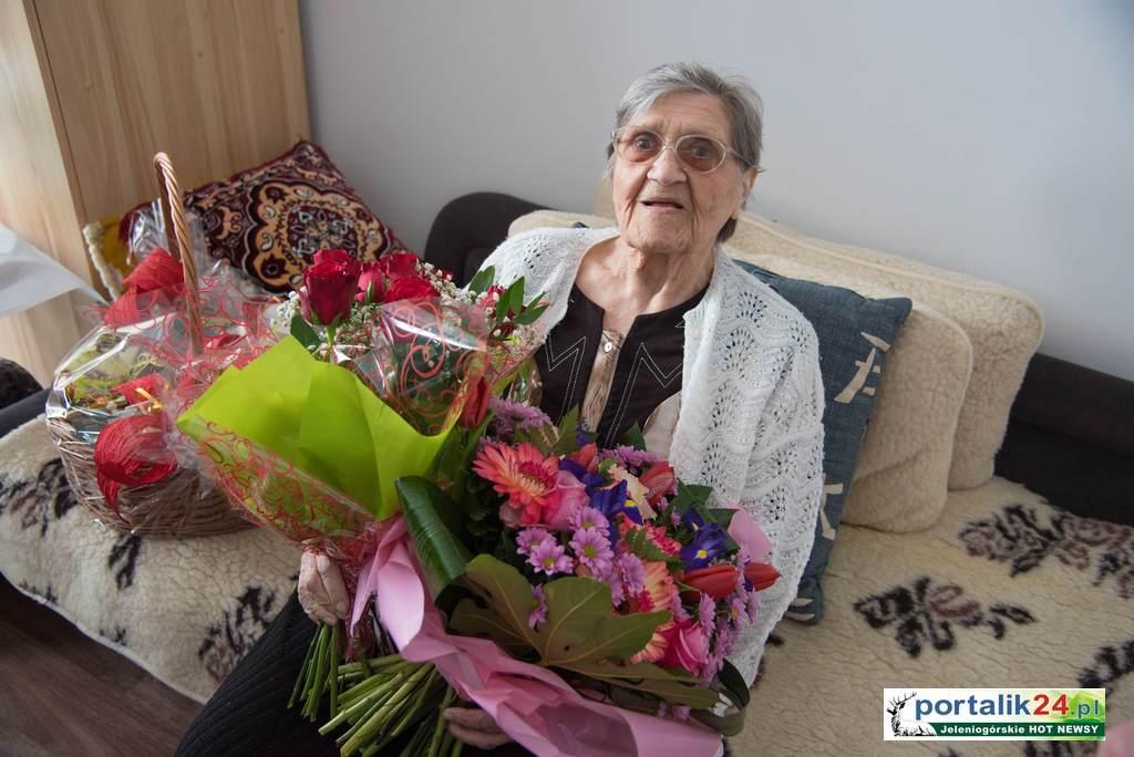 Pani Emeryka ukończyła 100 lat…