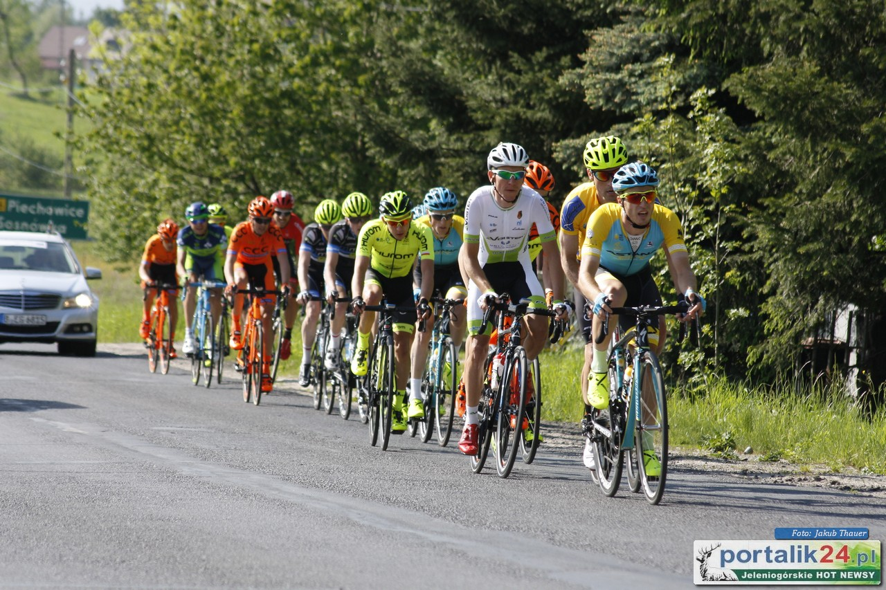 VI etap wyścigu Bałtyk-Karkonosze. (FOTO)