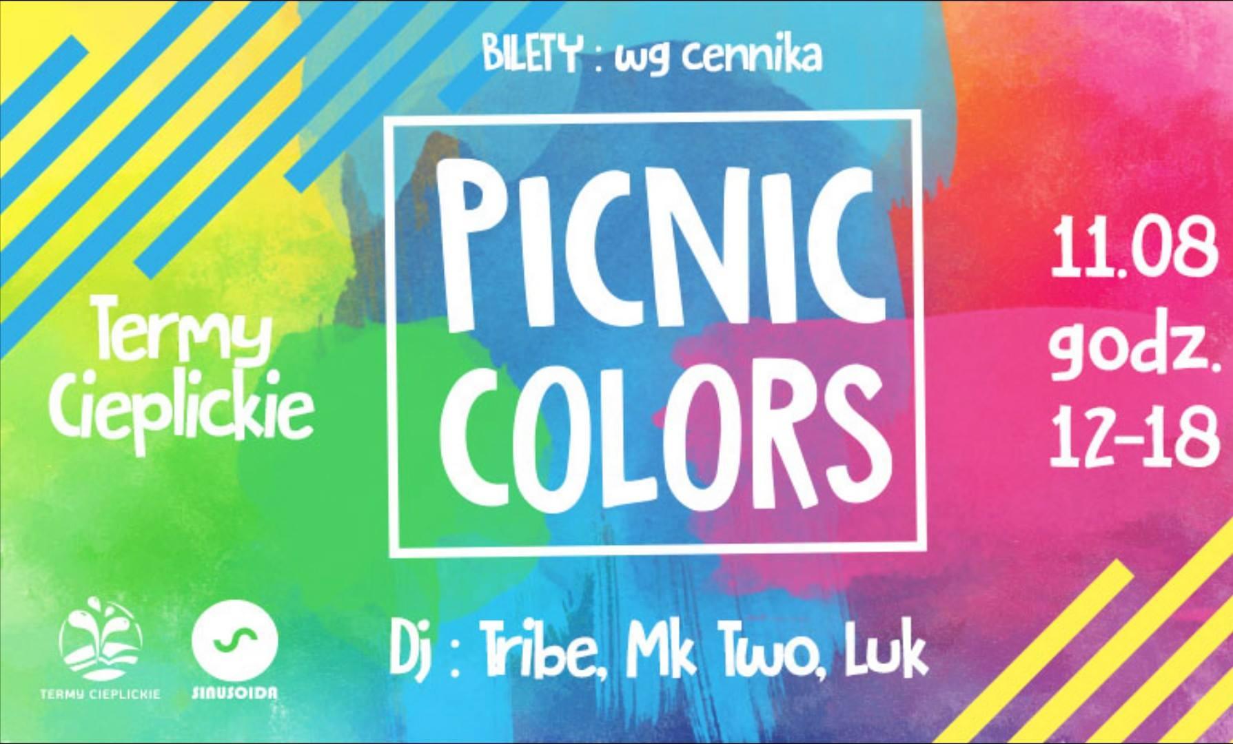 To już jutro! Kolorowe lato w Termach Cieplickich!