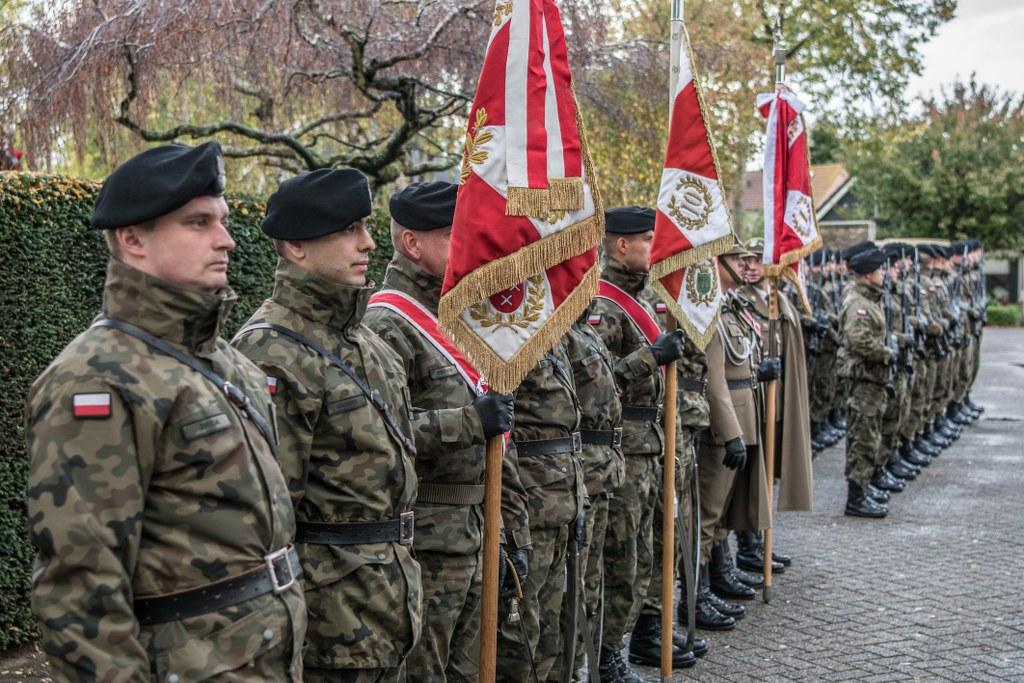 Breda pamięta o polskich bohaterach