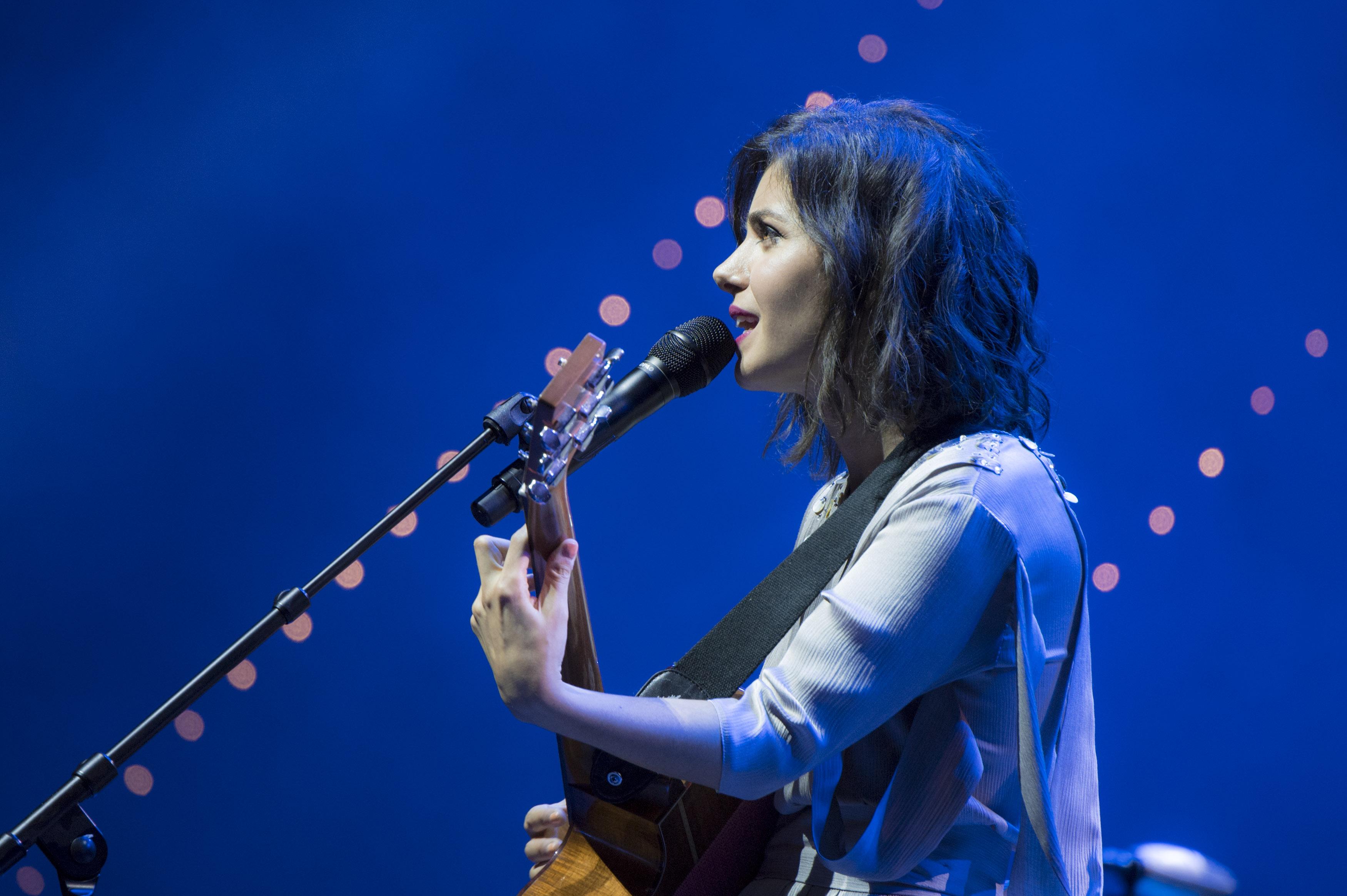 Katie Melua wystąpi podczas Legnicy Cantat 50