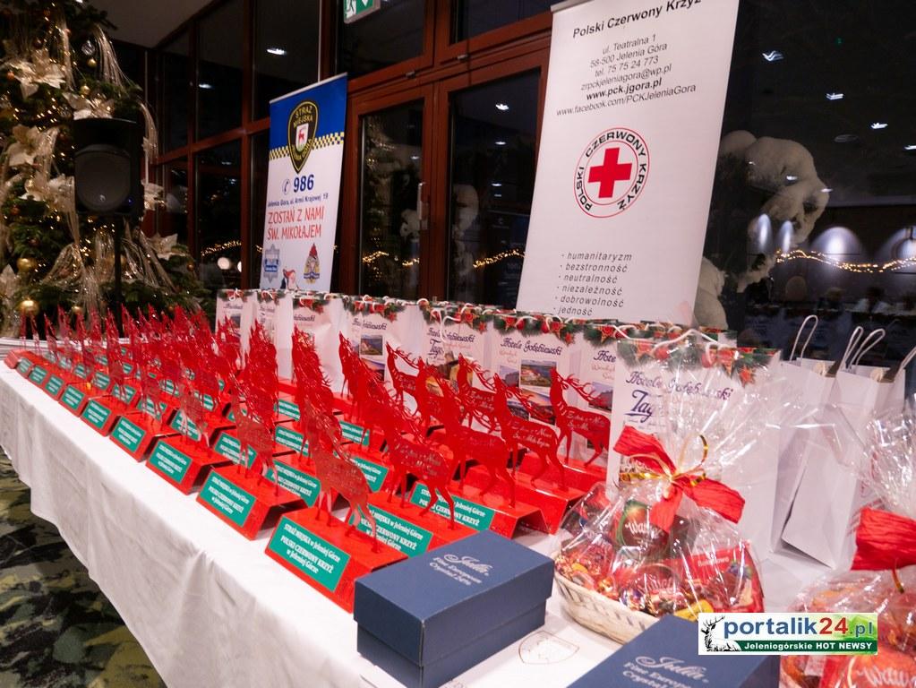 Jelonki dla wspierających działania charytatywne