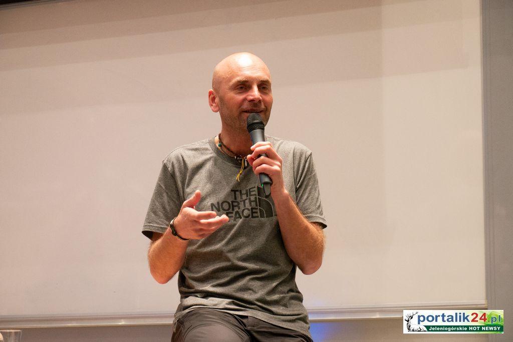 Rafał Fronia o wyprawie na K2