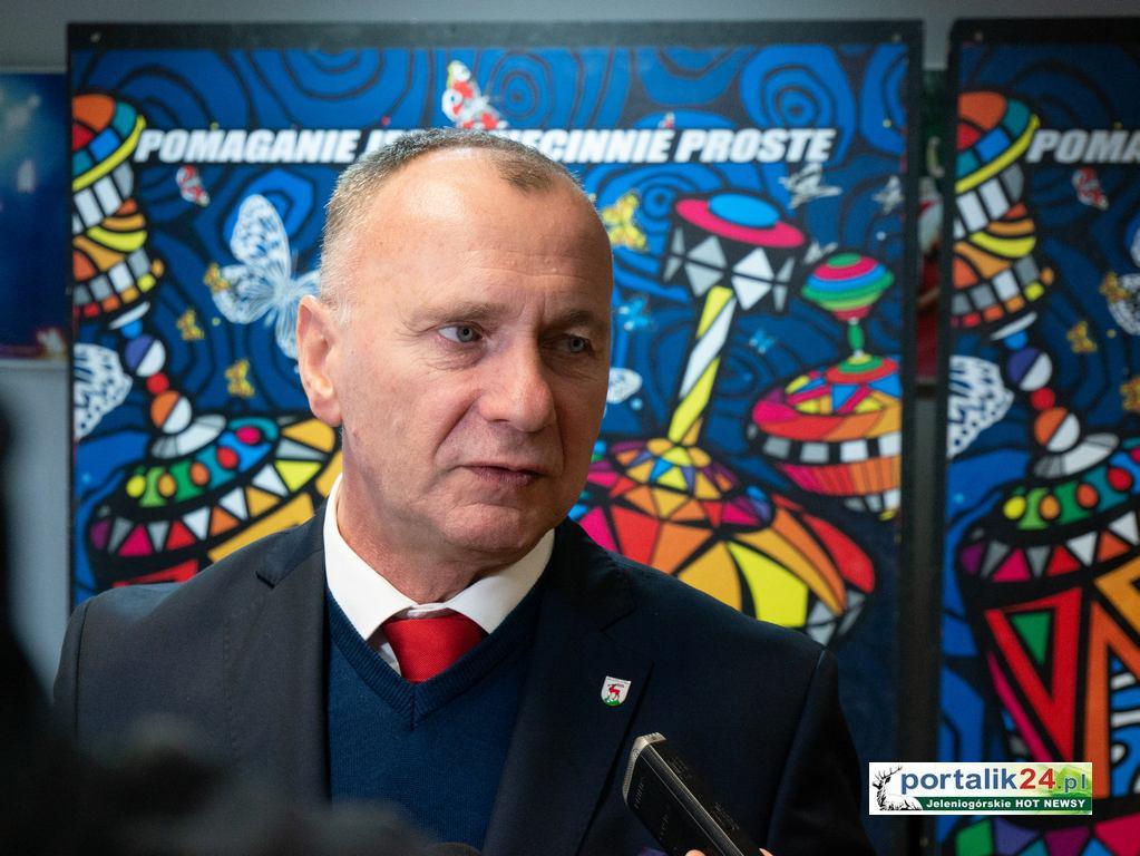Nie oszczędzamy na oświacie – powiedział Jerzy Łużniak, Prezydent Miasta