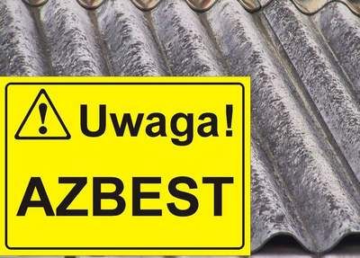 Dotacja do usuwania wyrobów zawierających azbest
