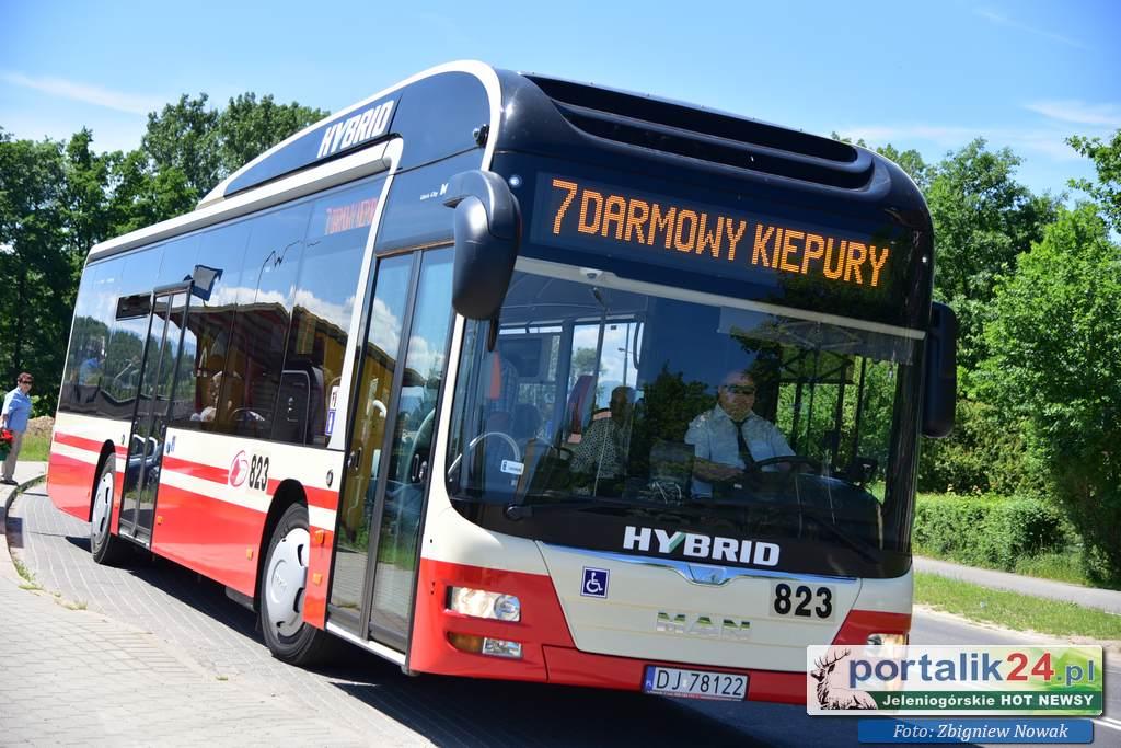 Kto mówi komunikaty w autobusie ? Skąd wie kiedy zbliża się do przystanku ?