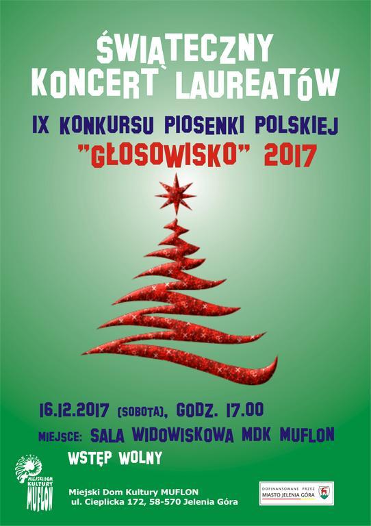 Świąteczny Koncert Laureatów