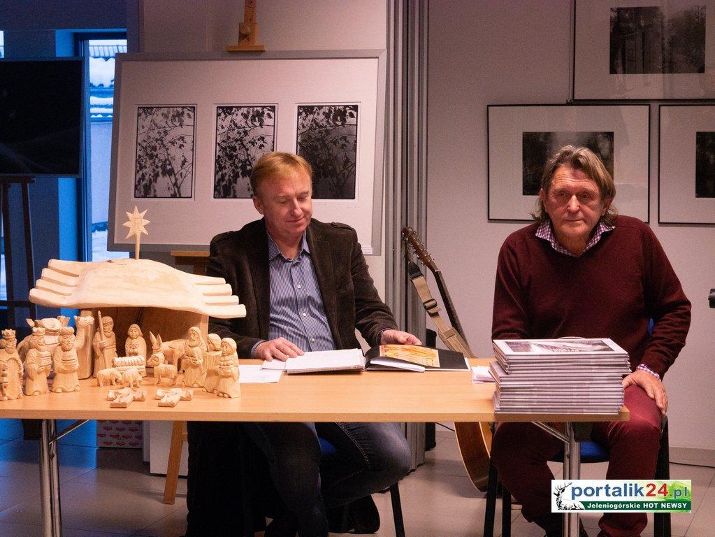Ryszard Zając rzeźbiarz, poetą, muzyk i kompozytor