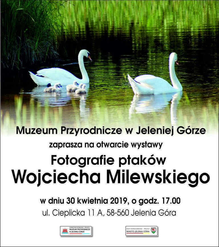 Wernisaż wystawy w Muzeum Przyrodniczym