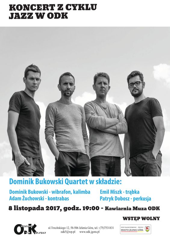 Dominik Bukowski Quartet