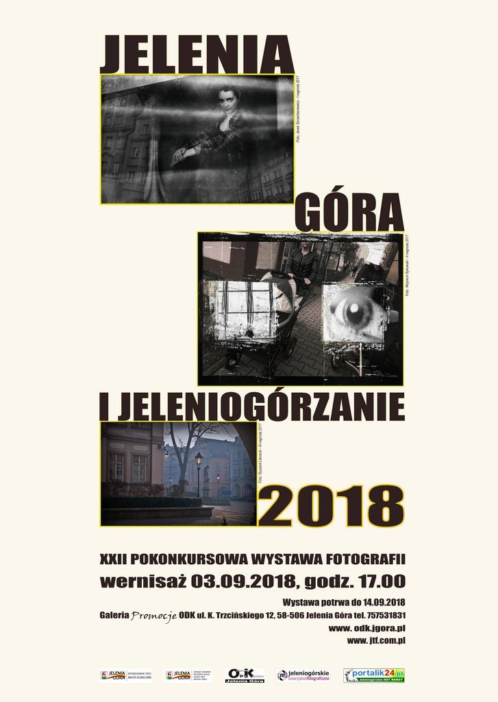 J G i J 2018 -plakat