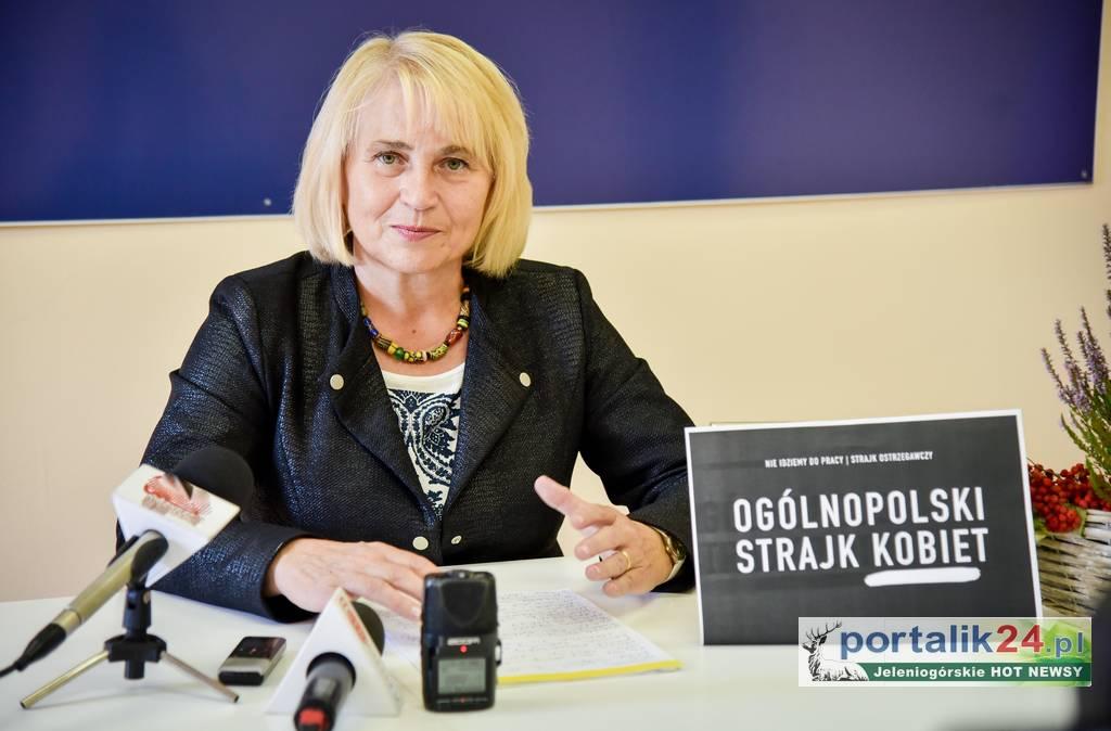 Posłanka Zofia Czernow o najważniejszych sprawach – konferencja prasowa