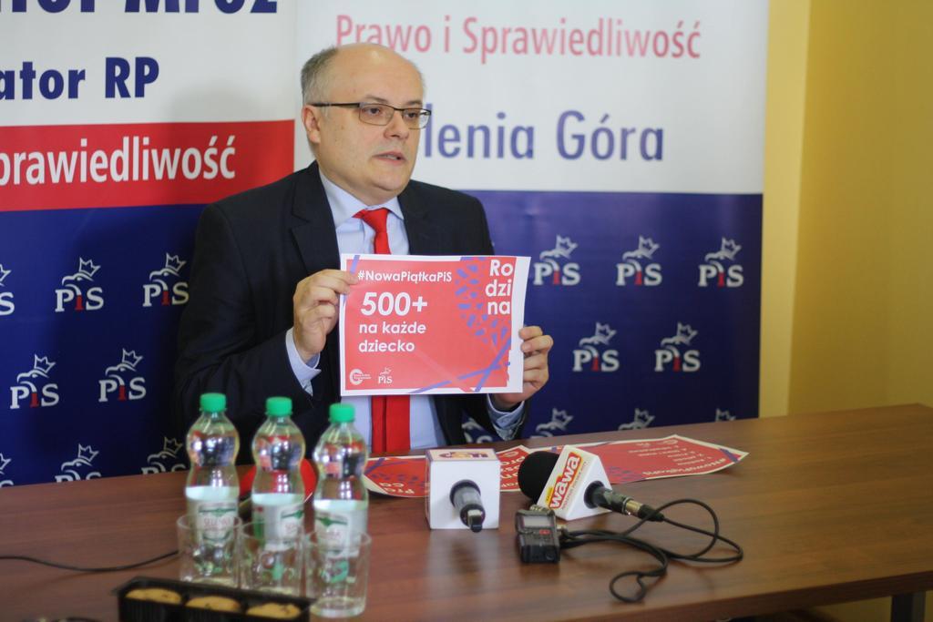 500 plus na każde dziecko i nie tylko… 5 obietnic Prawa i Sprawiedliwości