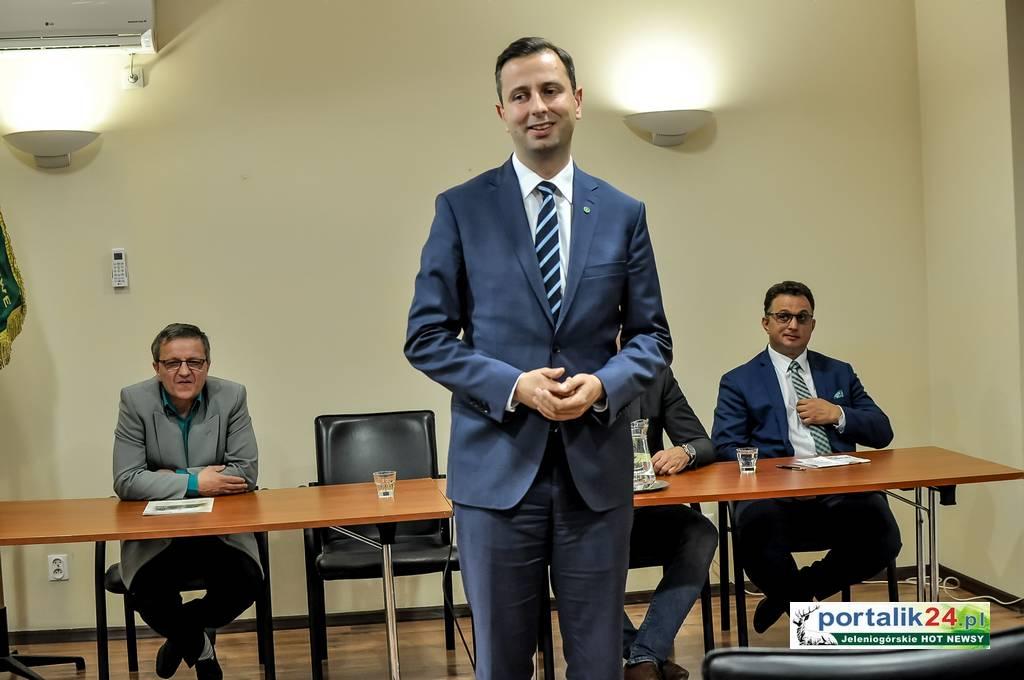 Prezes PSL w Jeleniej Górze