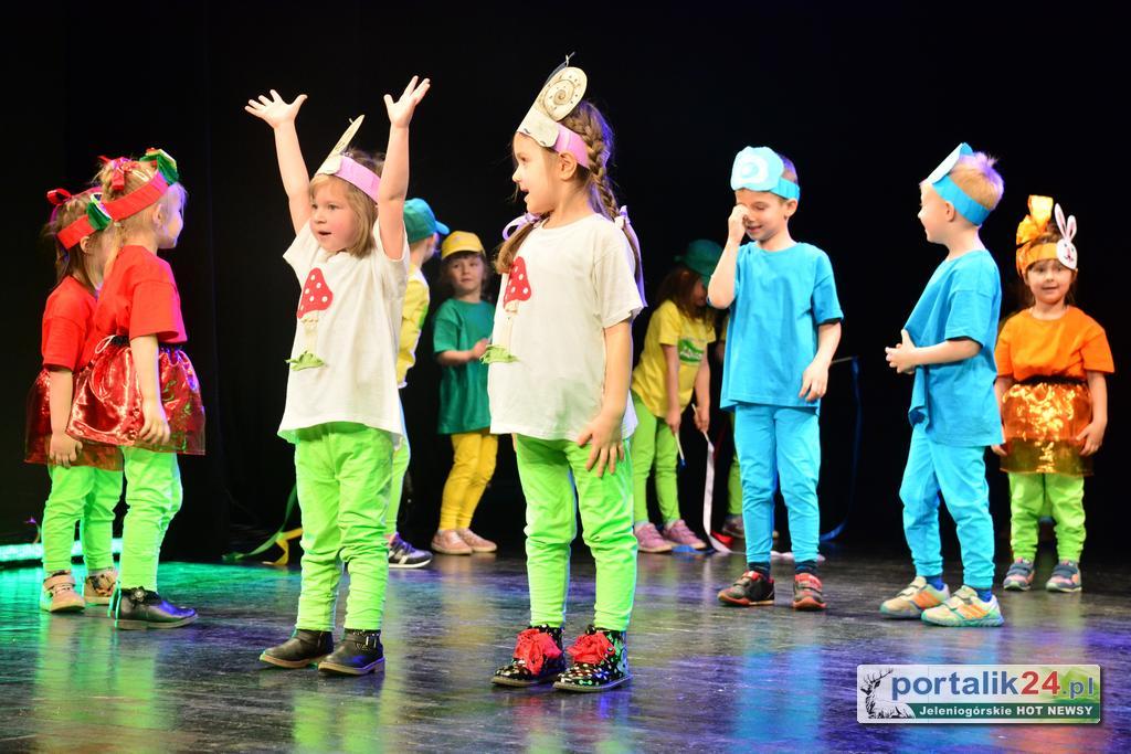 S.O.S dla Ziemi w wykonaniu przedszkolaków
