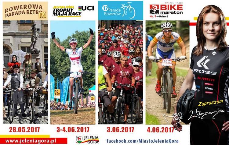 Maja Włoszczowska Bike Maraton