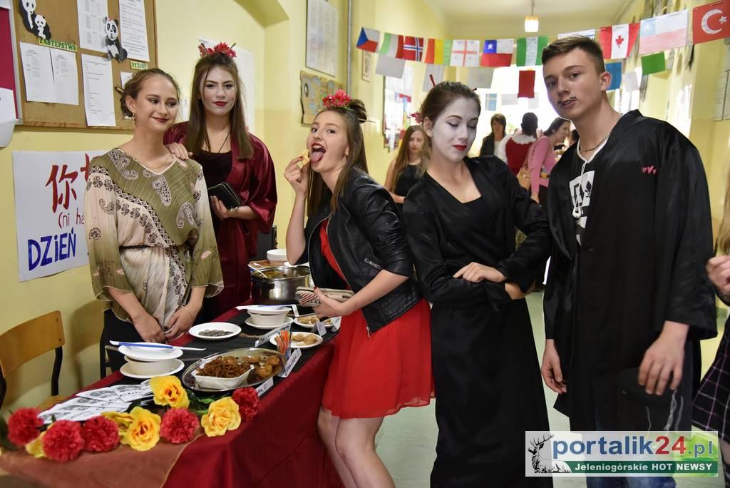Europejski Dzień Języków Obcych… smacznie, kolorowo i muzycznie