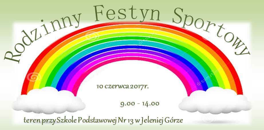 Rodzinny Festyn Sportowy przed nami !