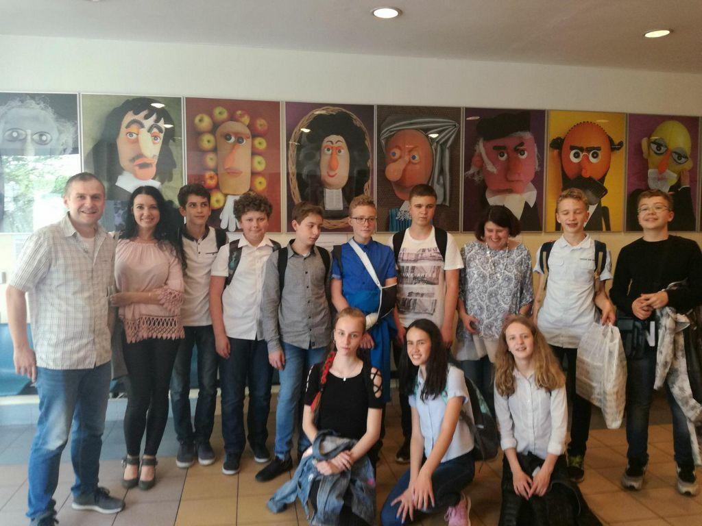 II miejsce w finale Dolnośląskich Meczów Matematycznych