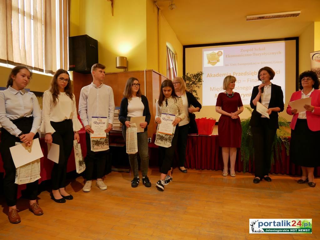 Młodzi na rynku pracy – Finał – I edycji Międzyszkolnego Konkursu