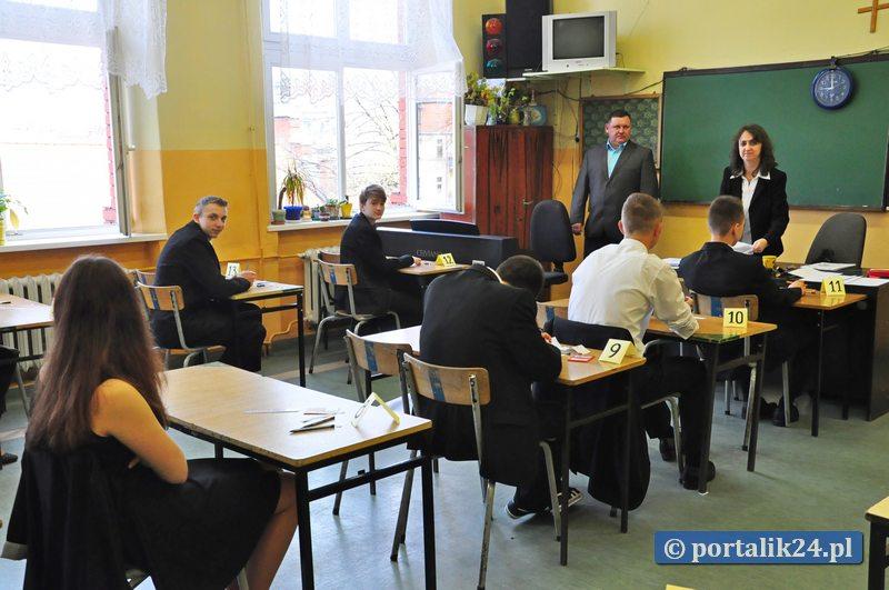 Egzamin gimnazjalny zaraz po świętach